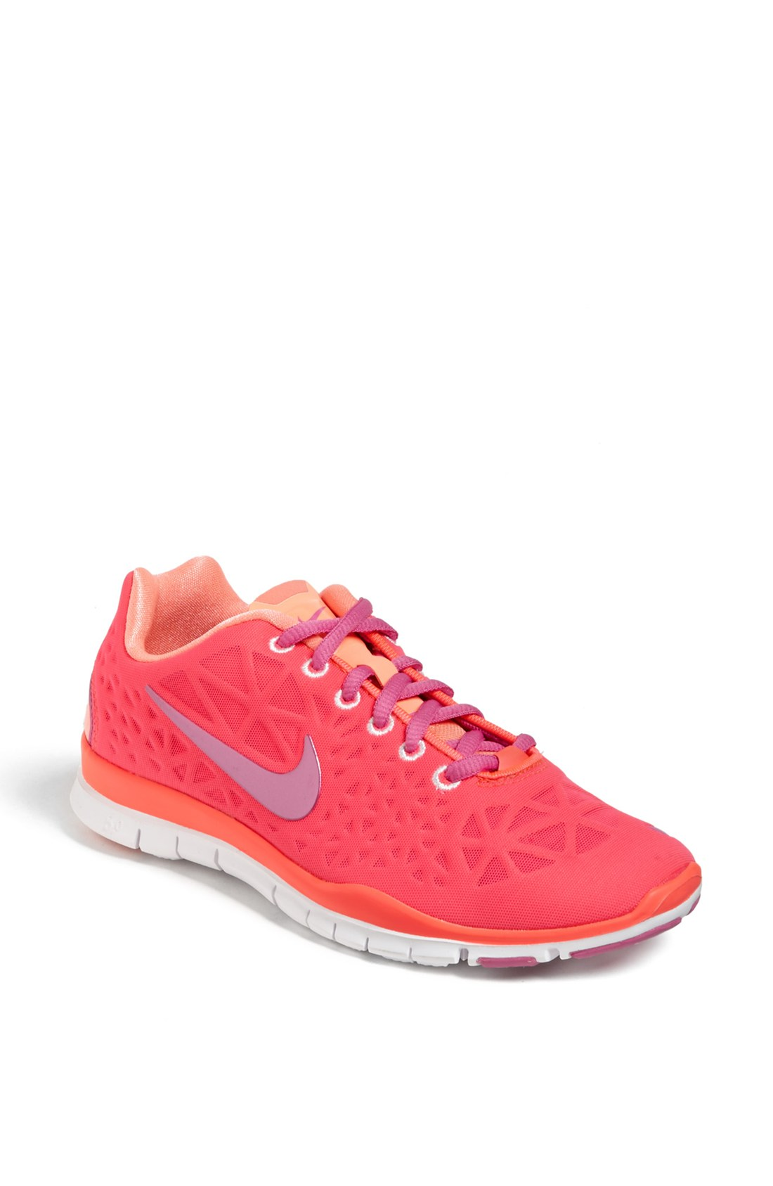 big sale e1c04 2d1ca nike free tr womens red pink