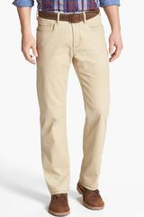 Tommy Bahama Denim Smith Cotton Twill Pants - Lyst