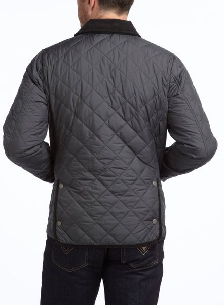 Henri Lloyd Bulwark Quilted Jacket In Black For Men Lyst