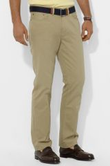 Polo Ralph Lauren Straight 5 Pocket Preppy Chino - Lyst