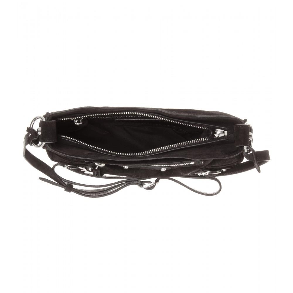 7730c2689b Balenciaga Clic Metallic Edge Envelope Leather Shoulder Bag Lyst. Rag Bone  Jean Red Carpet Fashion Awards