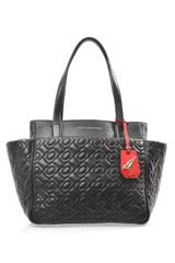 Diane Von Furstenberg On The Go Chainlink Tote - Lyst