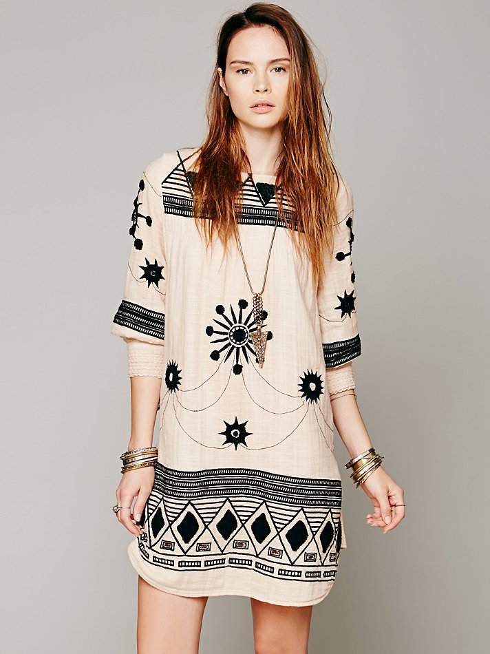 Lyst Free People New Romantics Sweet Nothings Dress