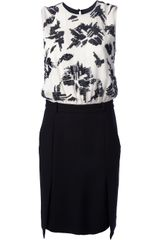 By Malene Birger Nedam Dress - Lyst