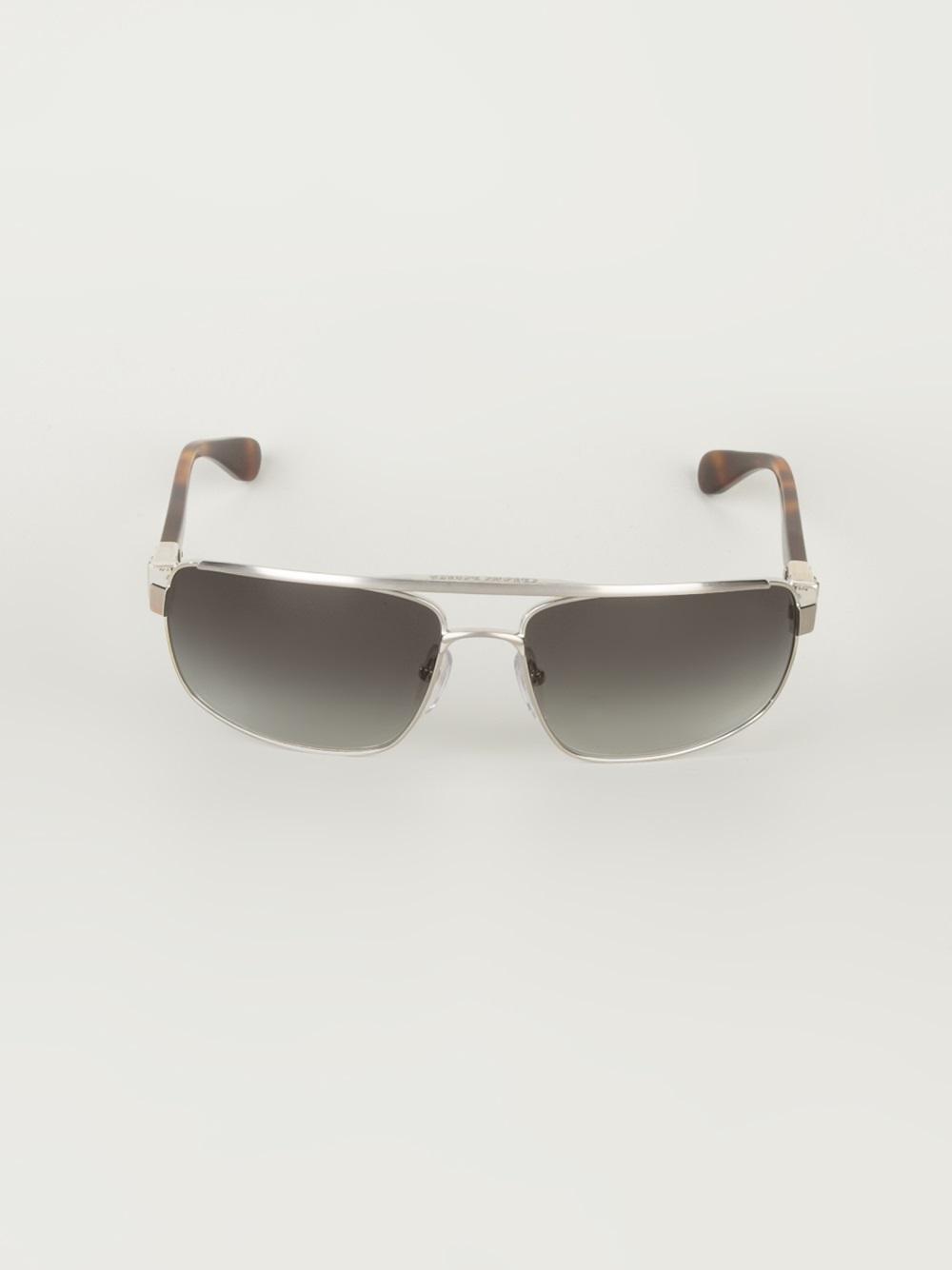 111823b31c19 Lyst - Chrome Hearts Penetration Sunglasses in Metallic for Men