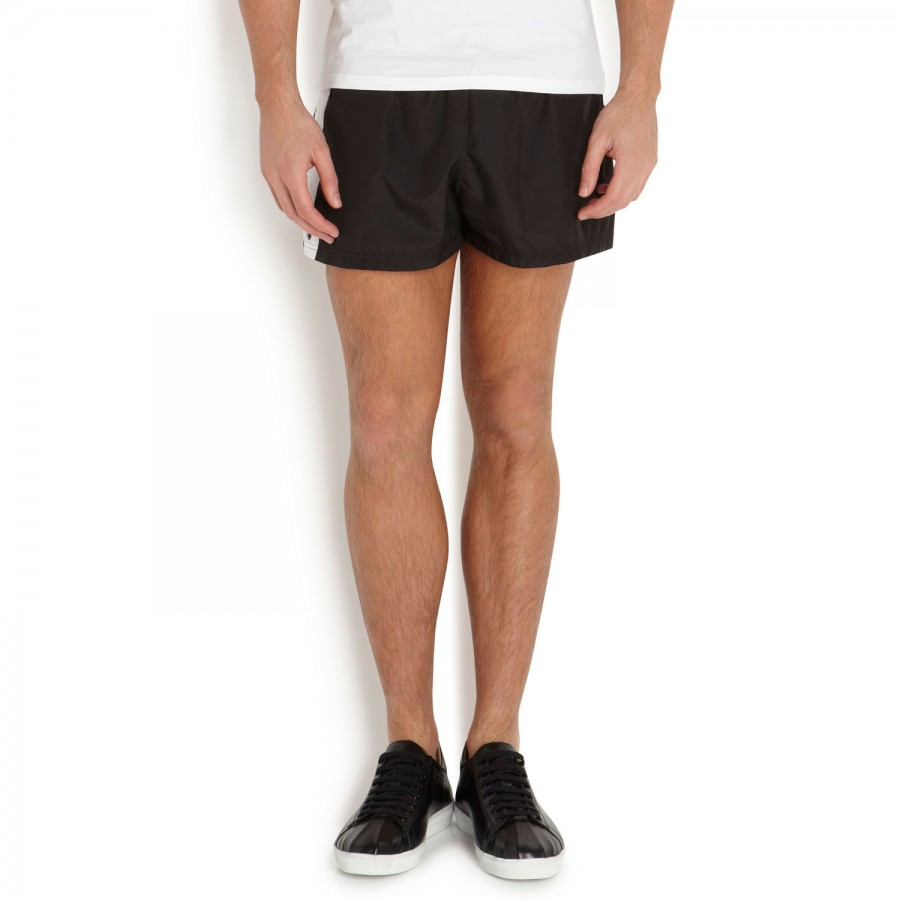 factory price check out later Dior Homme Swim Shorts in Black for Men - Lyst