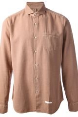 Dnl Casual Shirt - Lyst