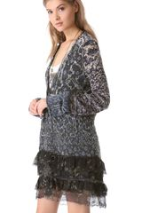 Free People Caspia Cardigan - Lyst
