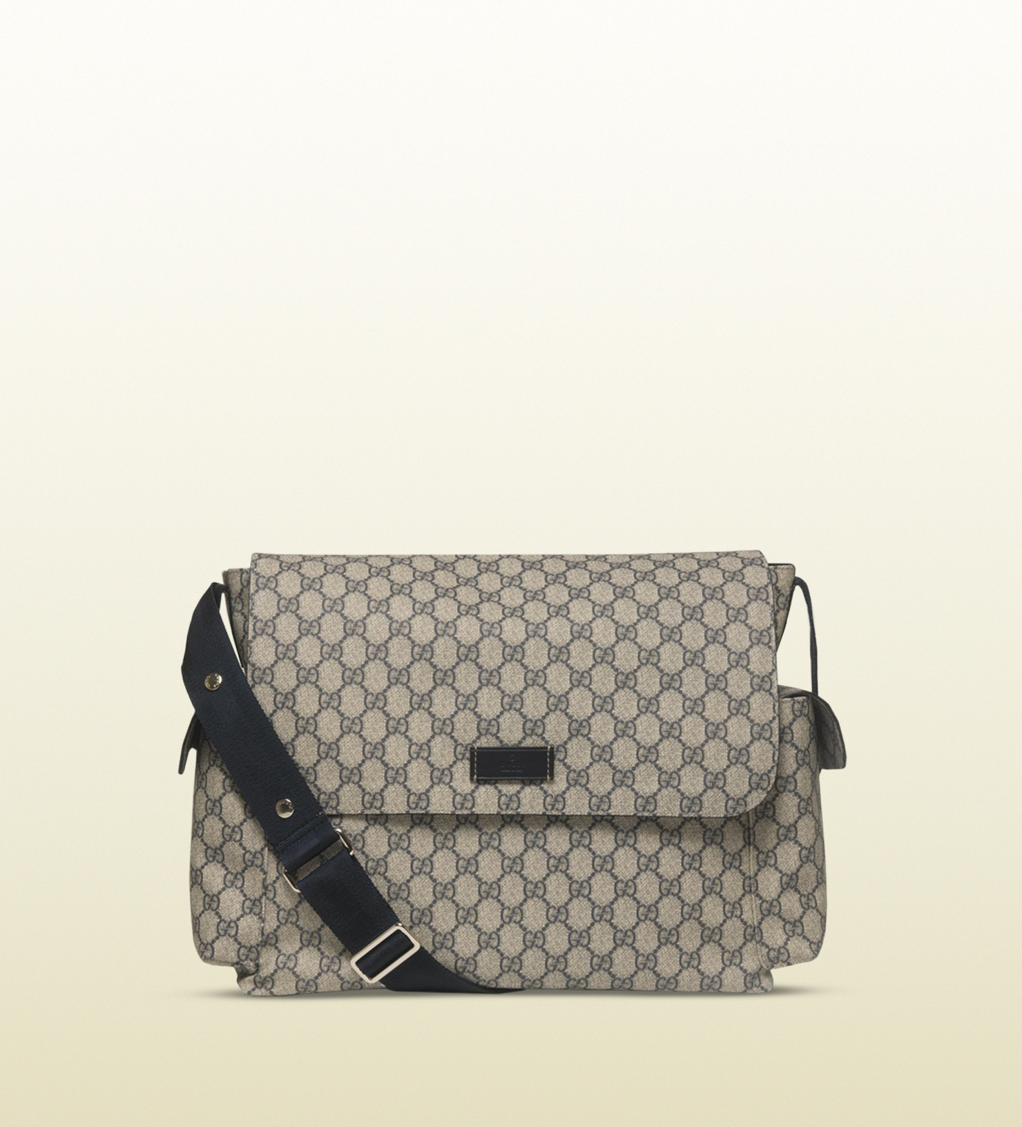 c8e7085b6ea Lyst - Gucci Gg Plus Diaper Bag in Natural for Men