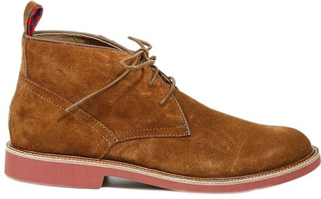 polo ralph shoes torrington suede ankle boots in