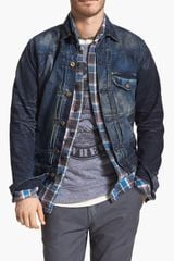 PRPS Denim Jacket - Lyst