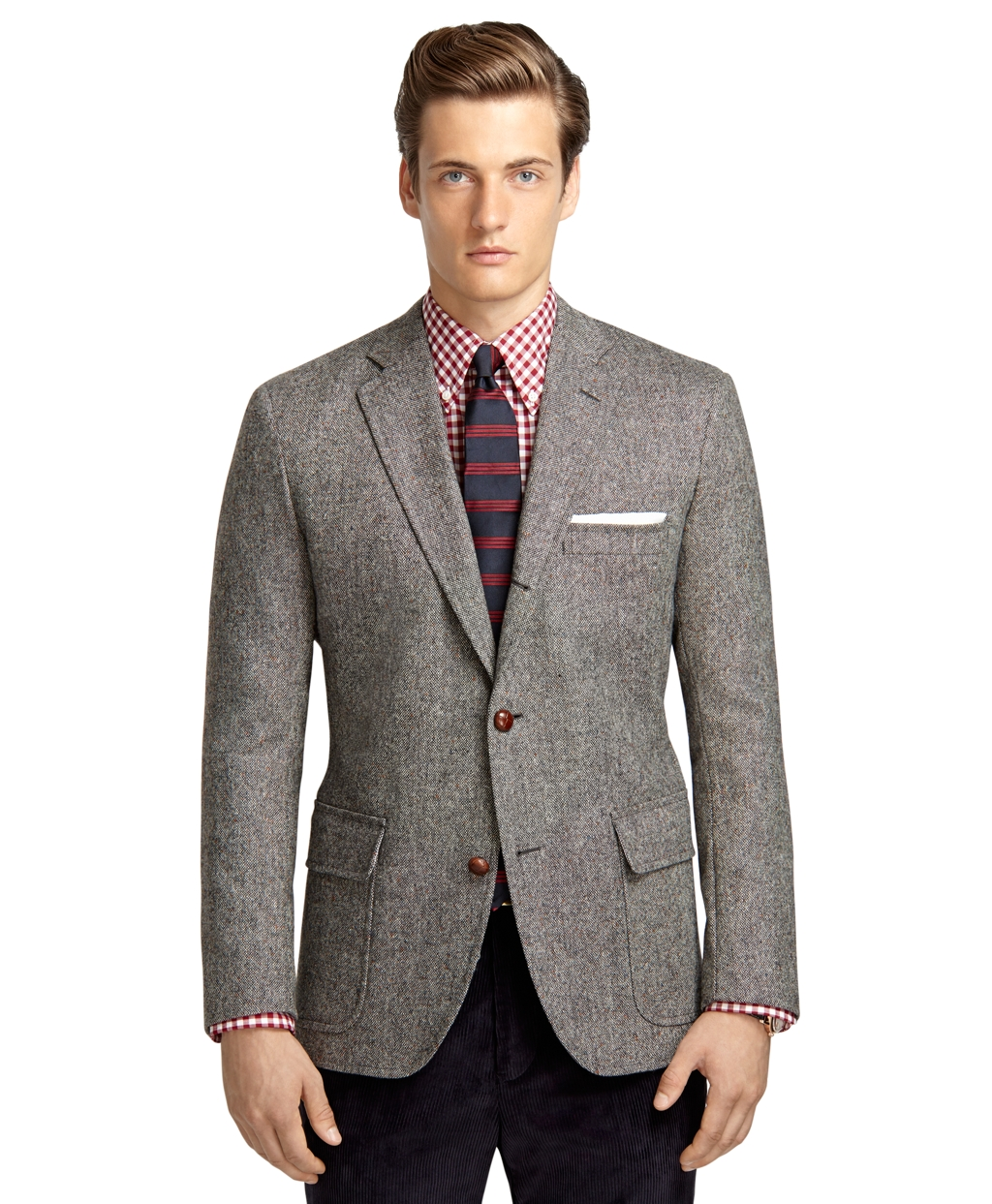 Free shipping and returns on Men's Grey Blazers & Sport Coats at bonjournal.tk