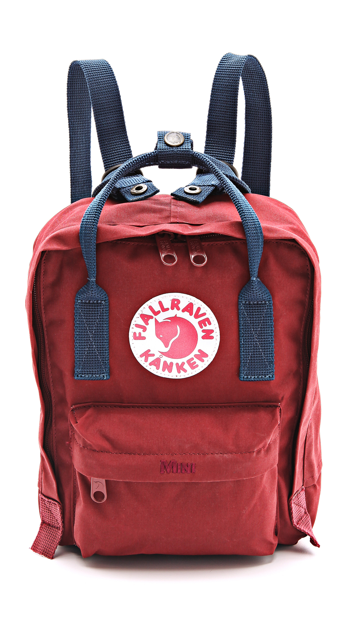 Britse winkel beste prijzen gedetailleerde afbeeldingen How To Adjust Fjallraven Kanken Mini Backpack Straps- Fenix ...