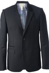 Givenchy Two Button Blazer - Lyst