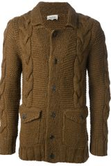 Paul & Joe Knitted Cardigan - Lyst