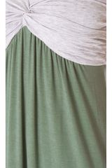 Splendid Halter Maxi Dress - Lyst