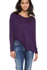 Cheap Monday Jessy Long Sleeve Top - Lyst