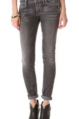 Citizens Of Humanity Racer Low Rise Skinny Jeans - Lyst
