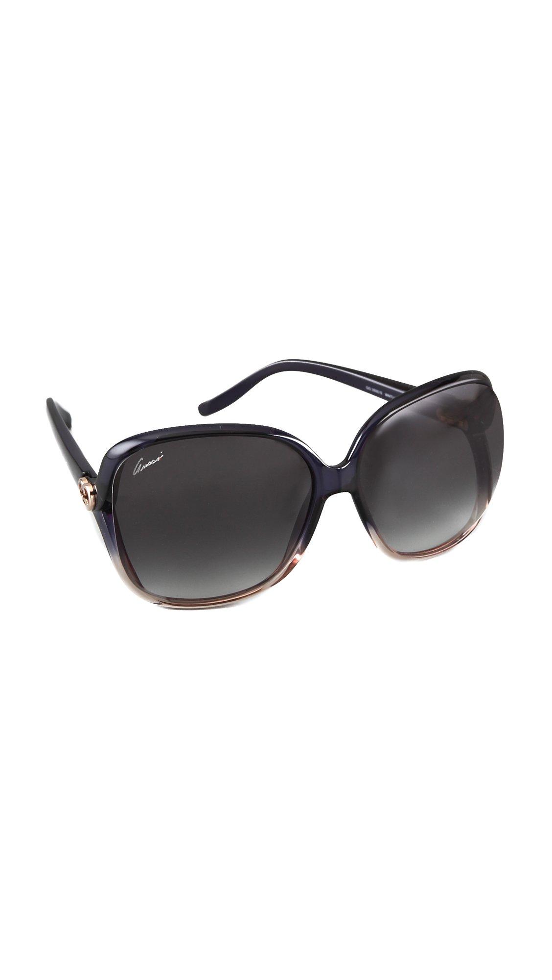 b7251ec569d25 Blue Gucci Sunglasses 3786 s