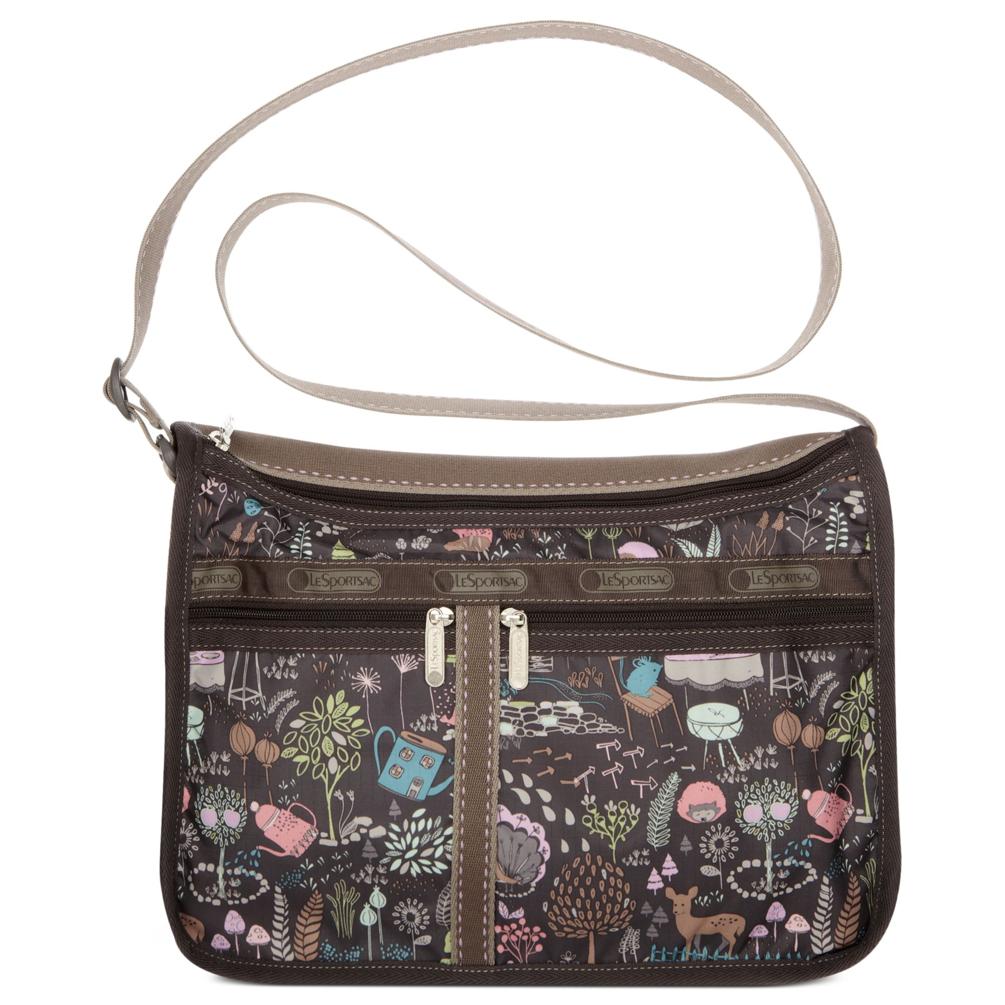 Lyst Lesportsac Deluxe Everyday Bag
