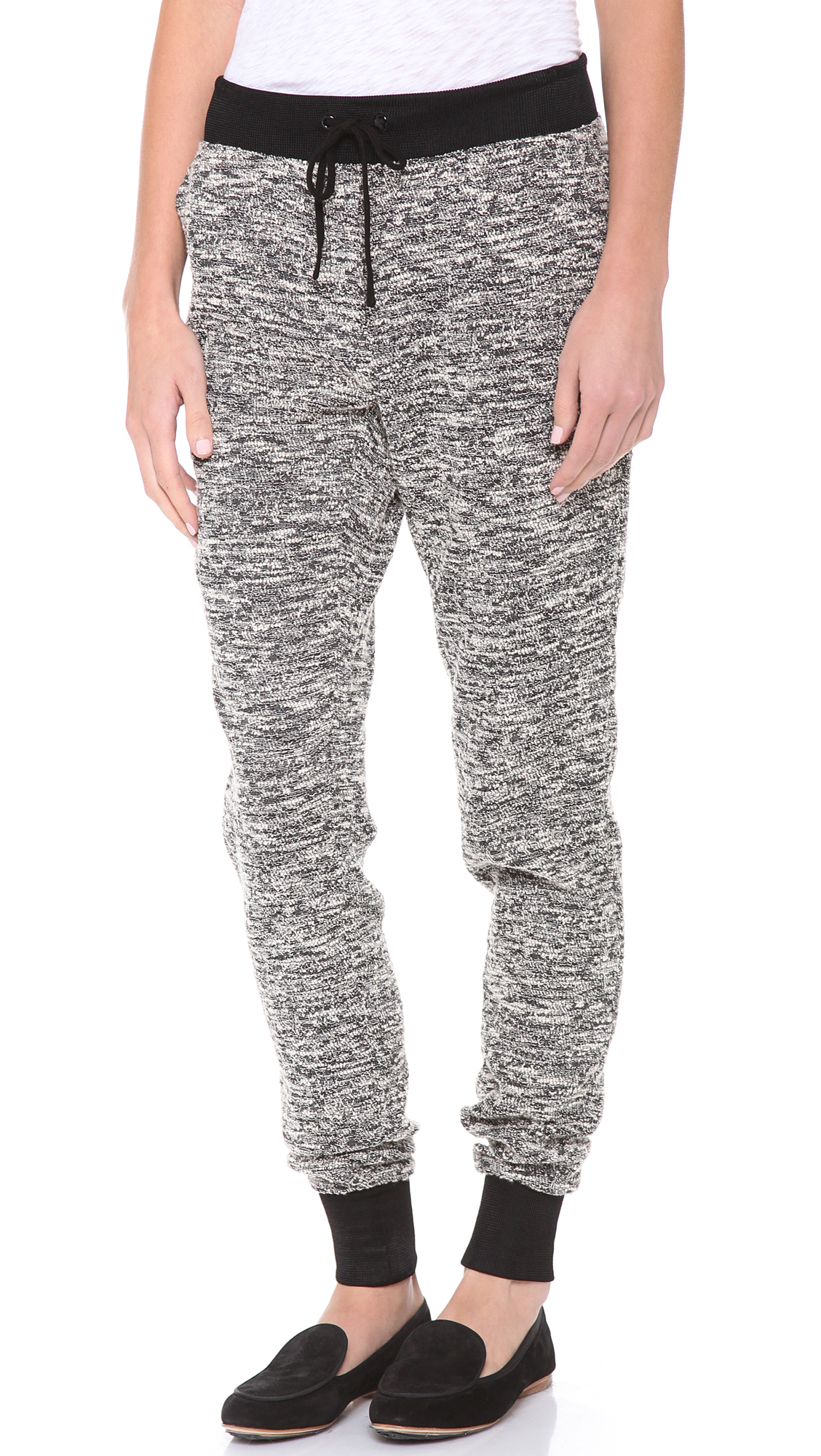 Rag u0026 bone Easy Sweatpants in Gray | Lyst