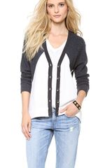 Rag & Bone Kennedy Cardigan - Lyst