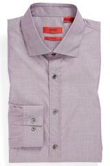Hugo Endersonx Modern Fit Dress Shirt - Lyst