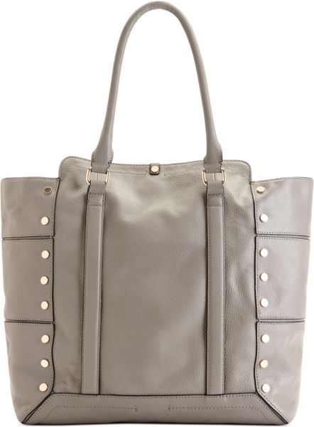 Kelsi Dagger Susanna Tote in Gray (Taupe) - Lyst