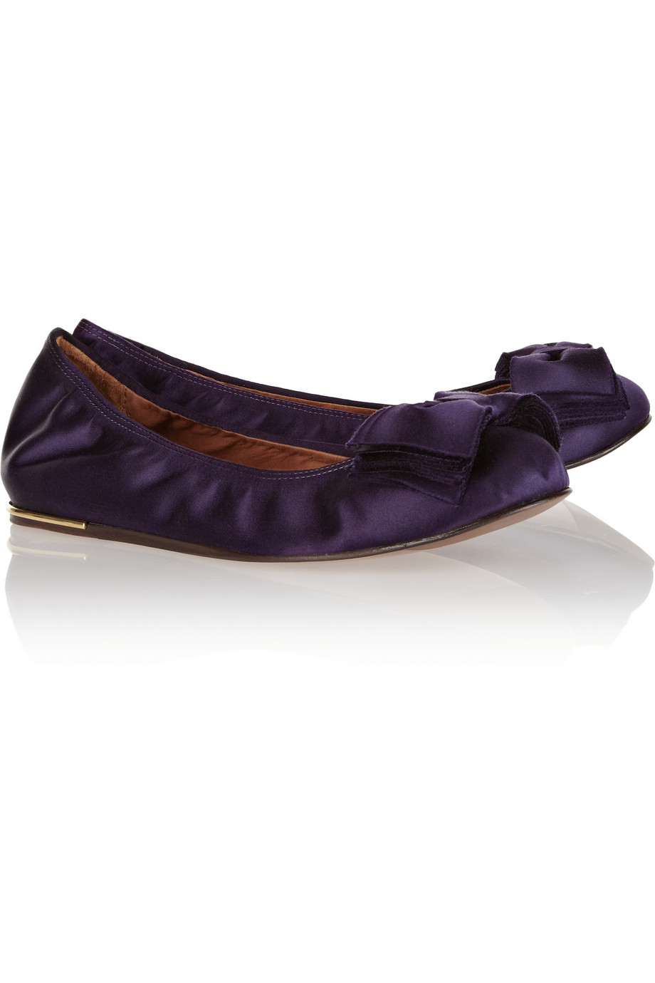 New violet pumps shoes from a guest 4