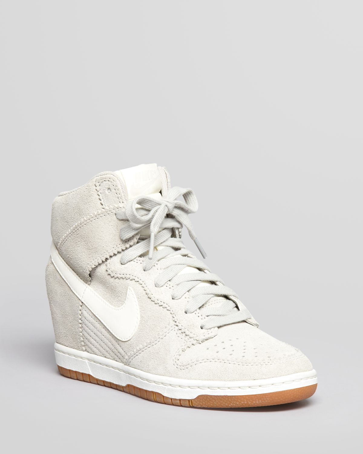 sneaker wedges nike white images. Black Bedroom Furniture Sets. Home Design Ideas