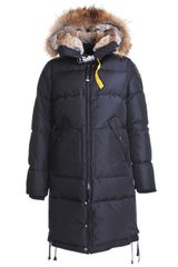 Parajumpers Long Bear Navy - Lyst
