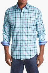 Robert Graham Floyd Slim Fit Sport Shirt - Lyst