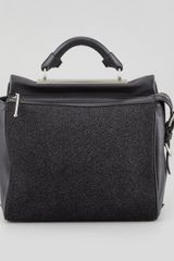 3.1 Phillip Lim Ryder Small Leather Crossbody Bag Black - Lyst