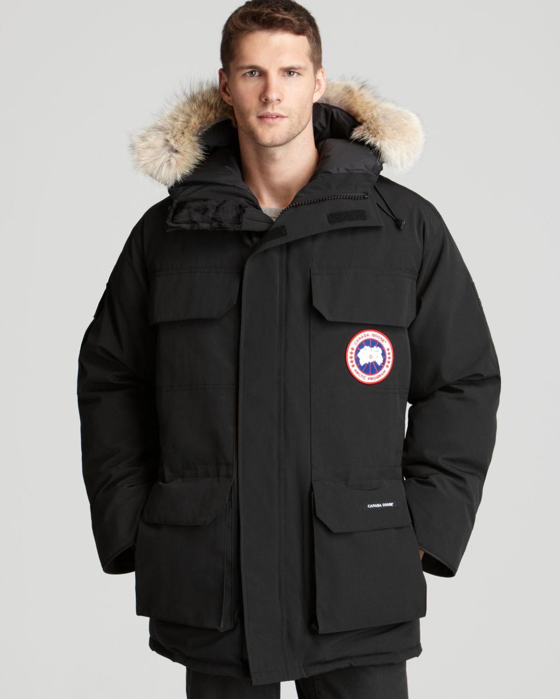 Canada Goose victoria parka replica shop - Canada goose Expedition Down Parka in Black for Men | Lyst