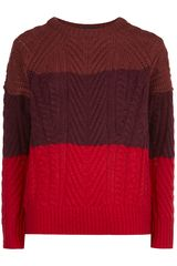 Marc By Marc Jacobs Connolly Sweater - Lyst