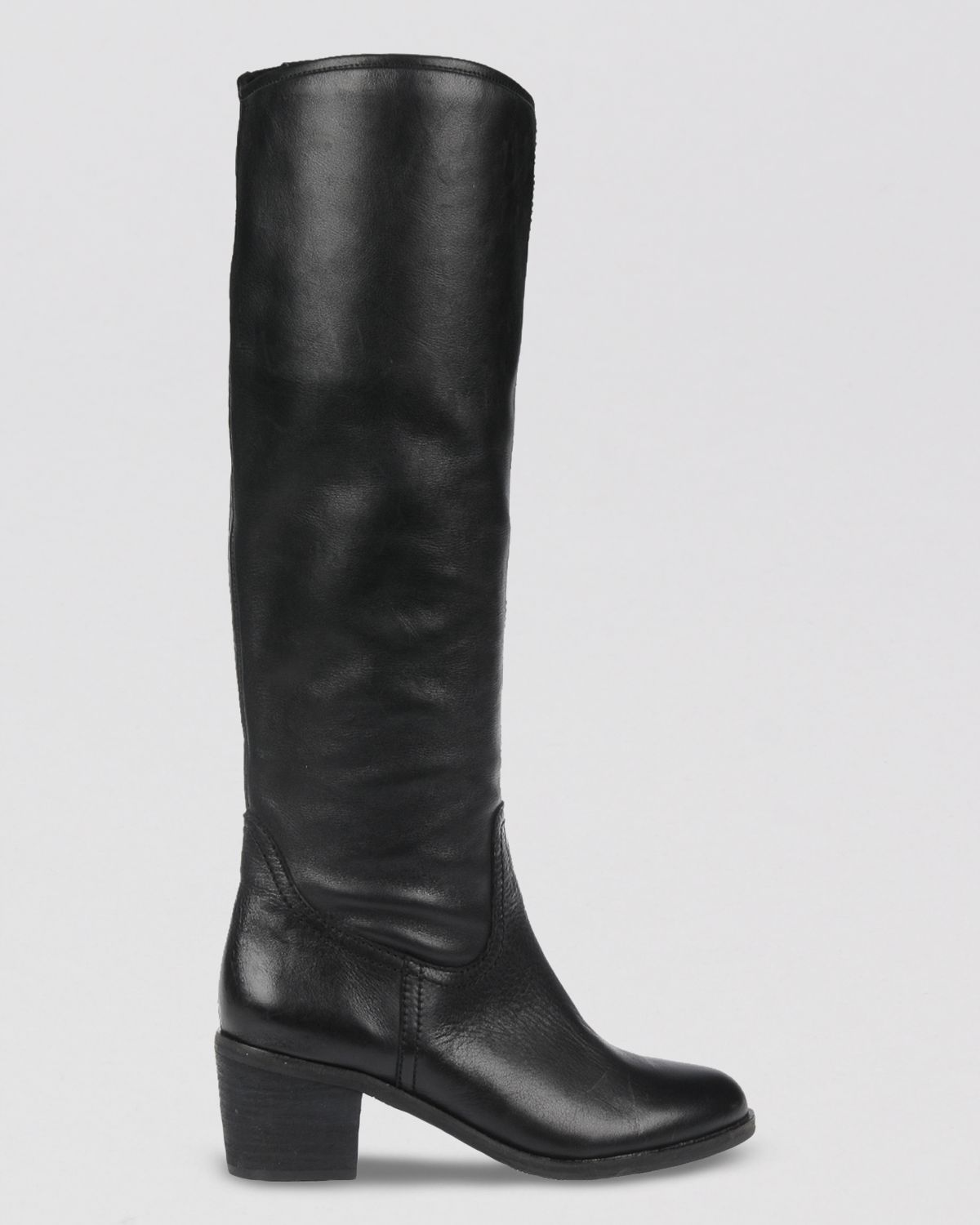 Sam Edelman Tall Boots Loren In Black
