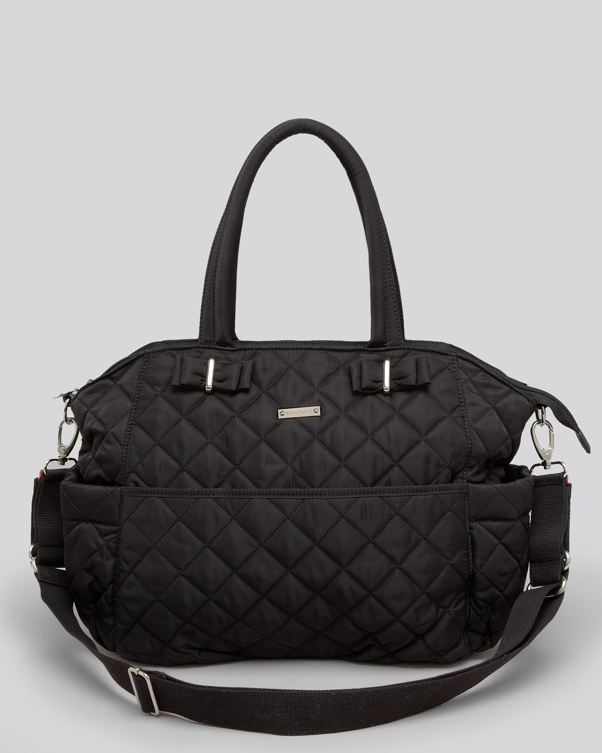 Lyst Storksak Diaper Bag Bobby Quilted Three Piece Set