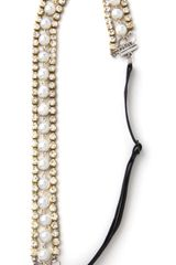 Dauphines Of New York The One Headband - Lyst