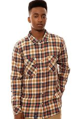 LRG The Track and Feel Ls Buttondown Shirt - Lyst