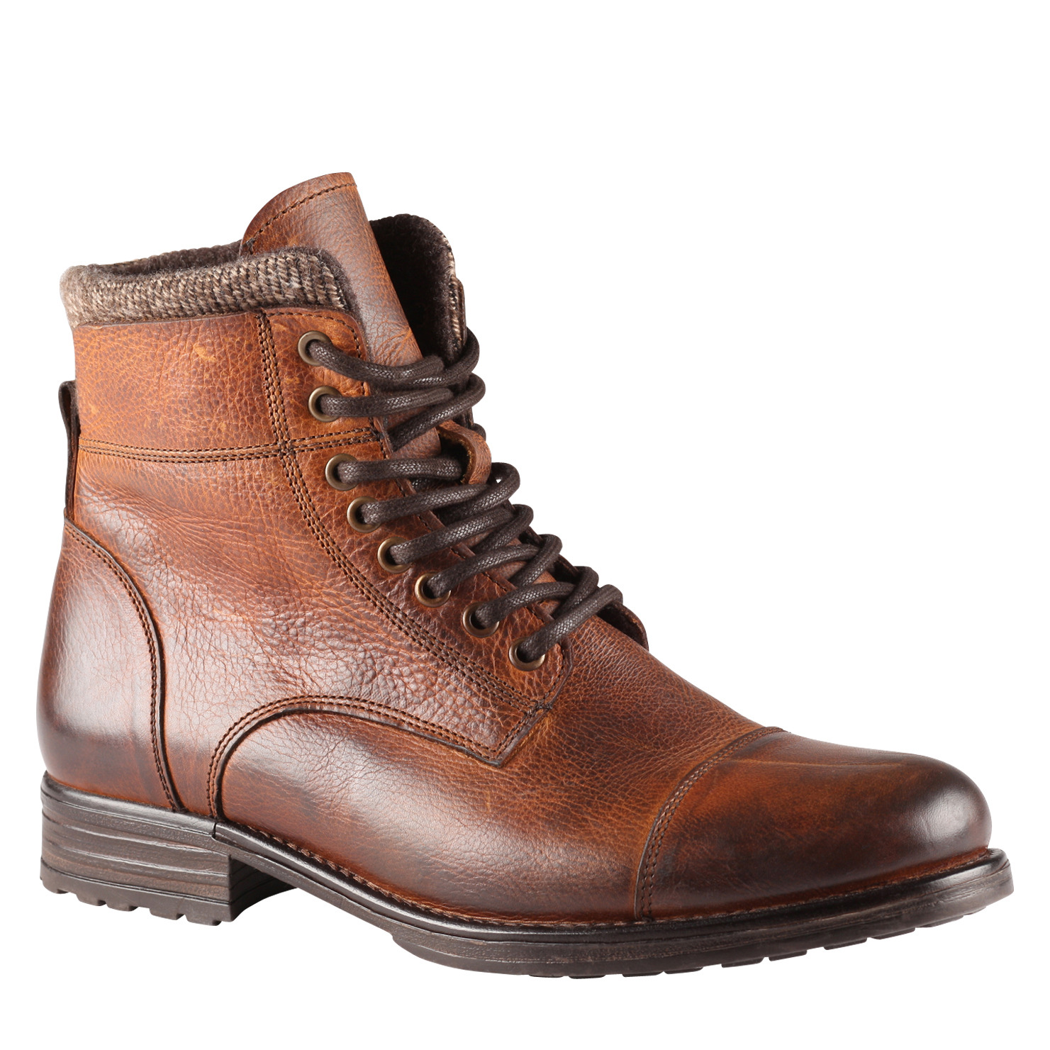 772fd9a342 ALDO Timo Boots in Brown for Men - Lyst