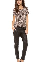 Bec & Bridge Leather Pants - Lyst