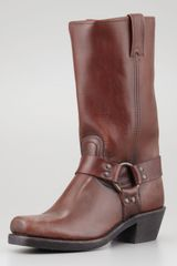 Frye 150th Anniversary Harness Boot Whiskey - Lyst