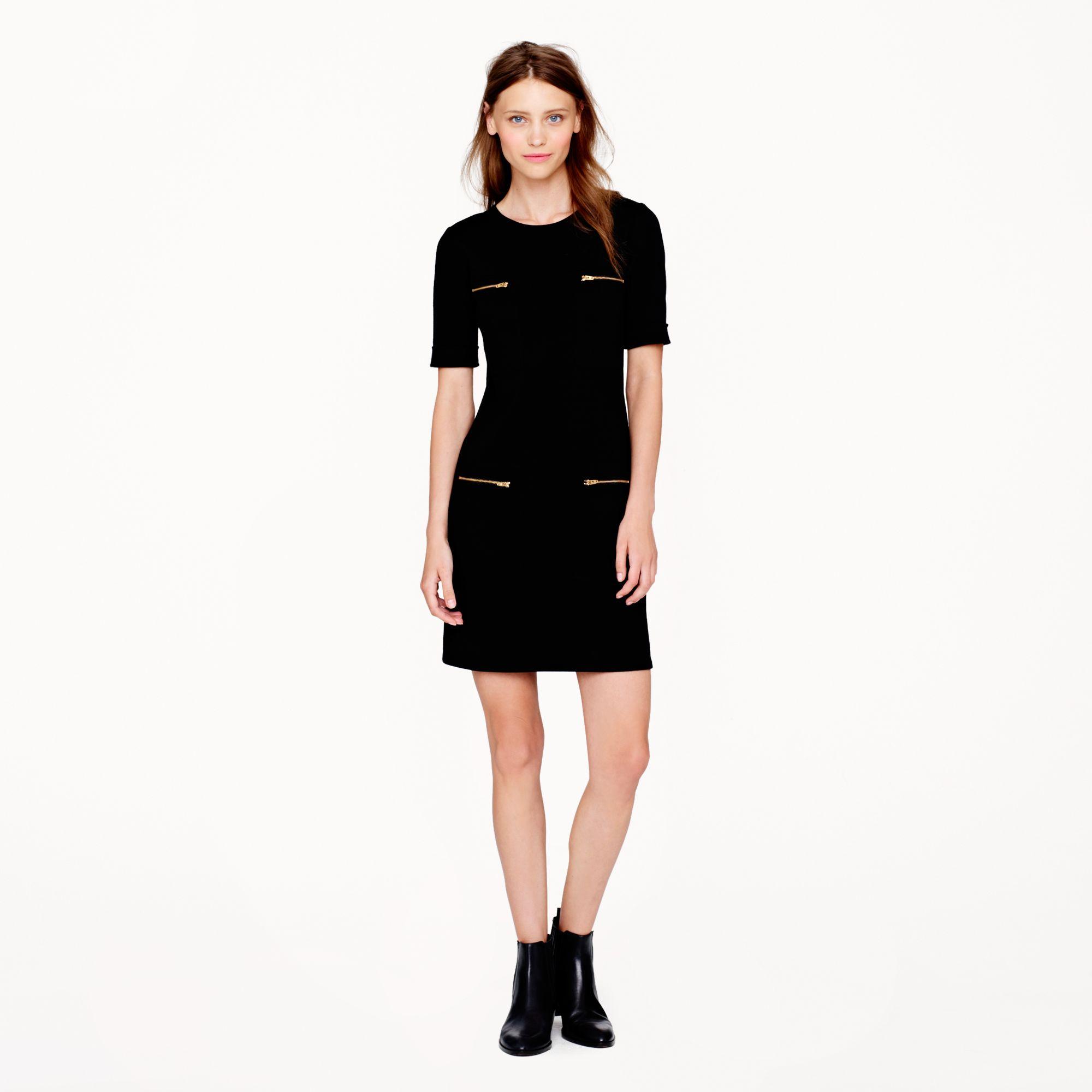 Modern Dress Zip