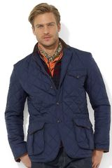 Polo Ralph Lauren Quilted Sport Coat - Lyst