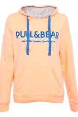 Pull&Bear Sweatshirt with Logo Detail - Lyst