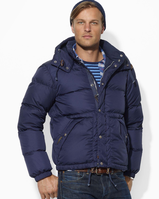 Lyst - Ralph Lauren Polo Elmwood Down Jacket In Blue For Men-8629