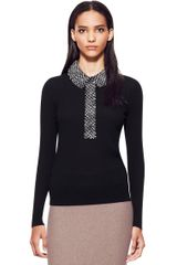 Tory Burch Zelda Sweater - Lyst