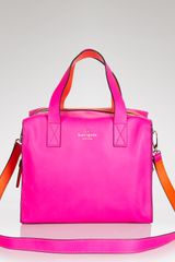 Kate Spade Satchel Brightspot Avenue Little Kennedy - Lyst