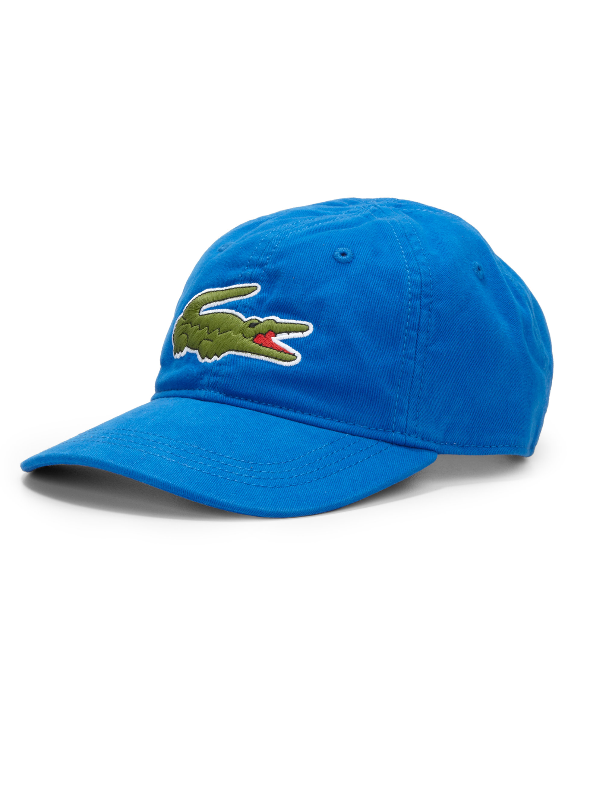 34558e3a515 ... Lyst - Lacoste Cotton Baseball Cap in Blue for Men store d79ab 14ac8 ...