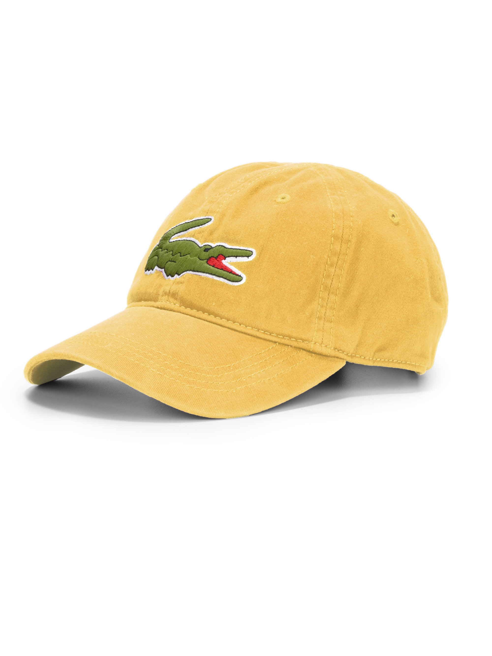 Lyst lacoste cotton baseball cap in yellow for men jpg 2000x2667 Lacoste  sport hats 9a2d3db027dc